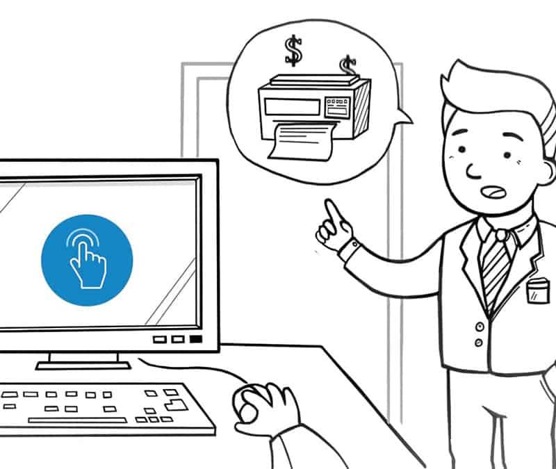 Digital marketing - video animations Print Center success story